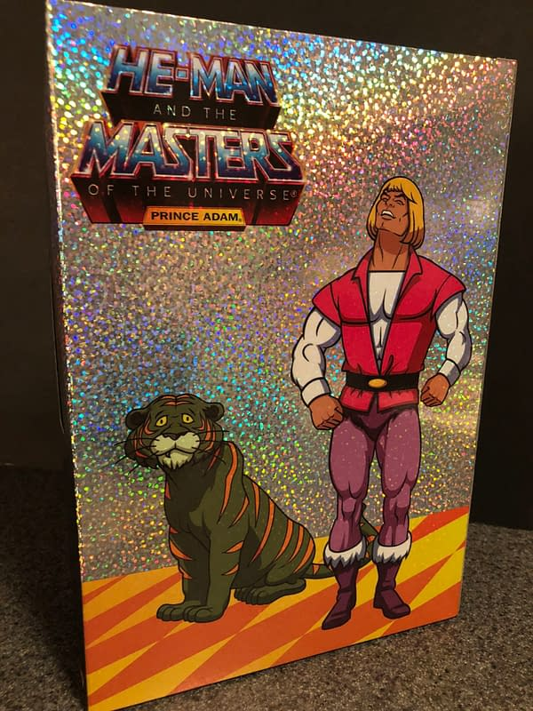 Super7 Masters of the Universe Laughing Prince Adam 2