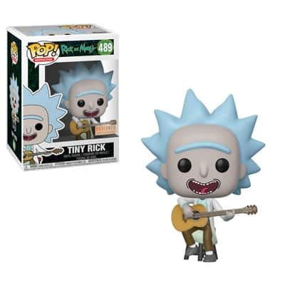Funko Rick and Morty Tiny Rick
