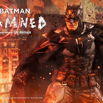 Batman Damned Statue from Prime 1 Studio