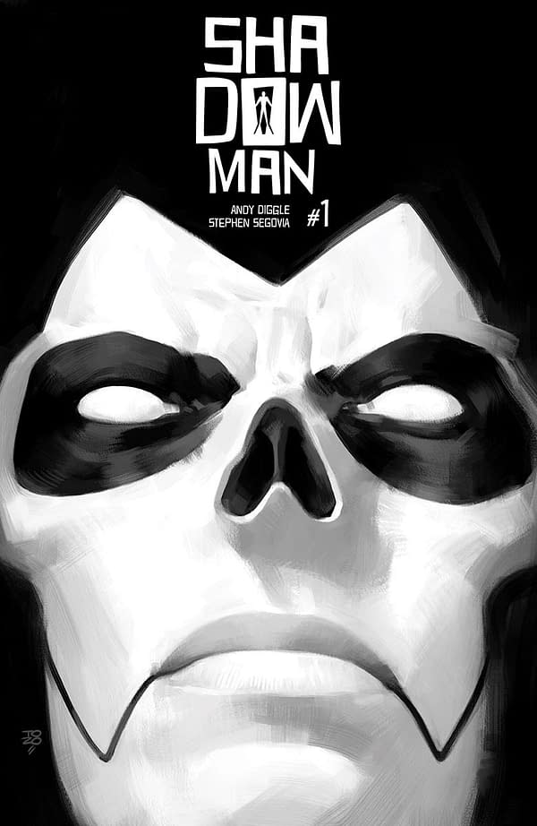 Retailers at ComicsPRO 2018 to Receive Preview of Shadowman #1 in Doughnut Form