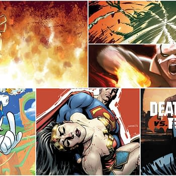 Comic Book Wins and Losses Week of April 4th 2018: Great New Image Titles and More Praise for Priests Justice League