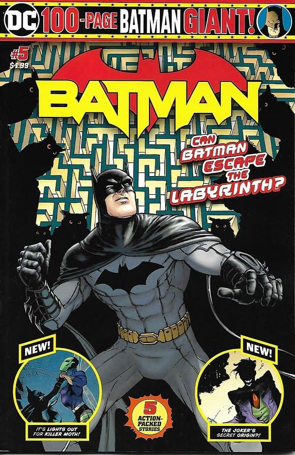 Batman Giant Volume 2 #5 Cover