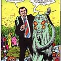 When Terry Wogan Appeared In Captain Britain&#8230