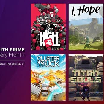 Twitch Reveals Its Free Games with Prime for May 2018