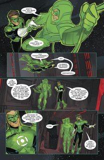 Interior art to Green Arrow #30 by Otto Schmidt