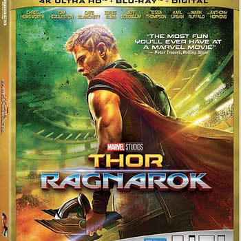 Thor: Ragnarok Blu-ray Release Special Features Hella Hela and More
