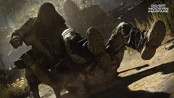 """""""Call Of Duty: Modern Warfare"""" Reveals Season One Roadmap Plans"""