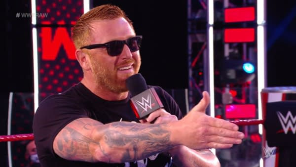 Heath Slater returns to WWE Raw to job one more time for old time's sake.