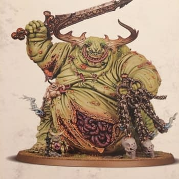 "Review: Games Workshop's ""Great Unclean One"" - ""Warhammer: Age of Sigmar"""