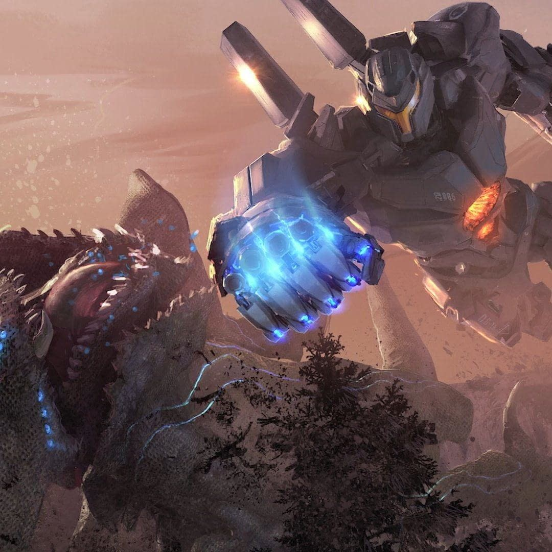 4 New Pieces of Concept Art from Pacific Rim Uprising