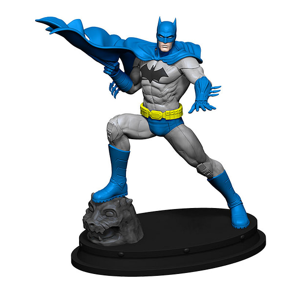 Jim Lee and Icon Heroes Celebrate Batman's 80th With New Statue