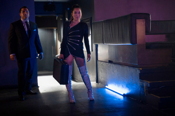 Nicole Kang dans le rôle de Mary Hamilton dans Batwoman, gracieuseté de The CW.
