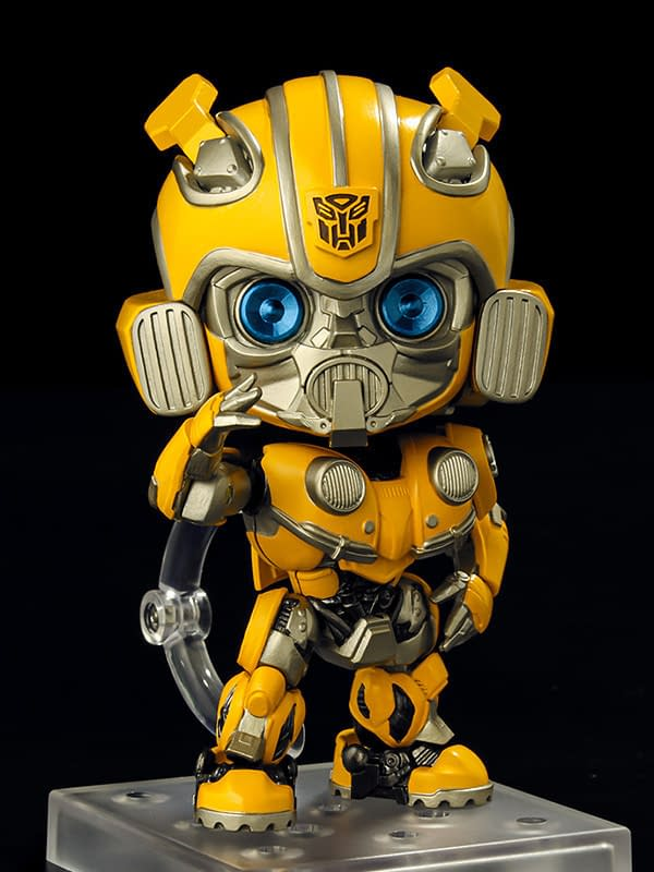 Transformers Bumblebee Is Battle Ready with Good Smile Company