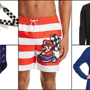 Bloomingdales Is Getting a Nintendo Lets Play Spring Fashion Line