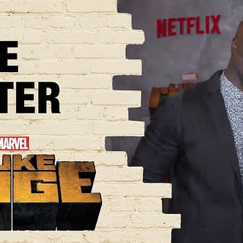 Mike Colter on if Luke Cage Could Ever Get a Tattoo