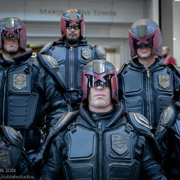 Rebellion Buys a Studio for Judge Dredd: Mega City One Rogue Trooper