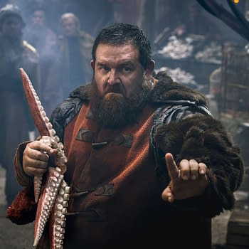 The Widow and Bajie Face Off in Into the Badlands (EXCLUSIVE VIDEO)