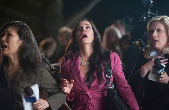 New Scream 4 Pictures Spill Blood And Spoilers