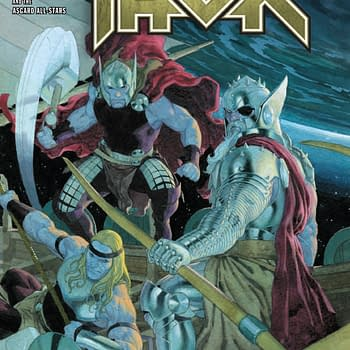 Jason Aarons Thor Run Ends Not with a Bang But with a 4-Issue Mini-Series in King Thor #4 [Preview]