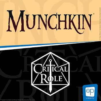 """Critical Role"" Is Getting Its Own Version Of ""Munchkin"""