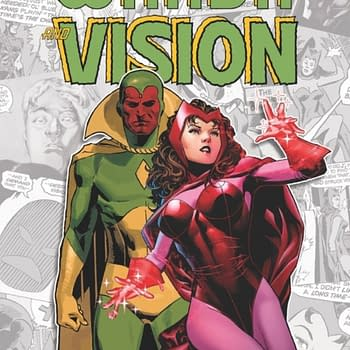 Marvel Comics Prepares For Wanda Vision In December