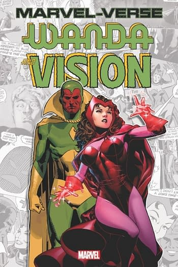 Marvel Comics Prepares For Wanda Vision In December