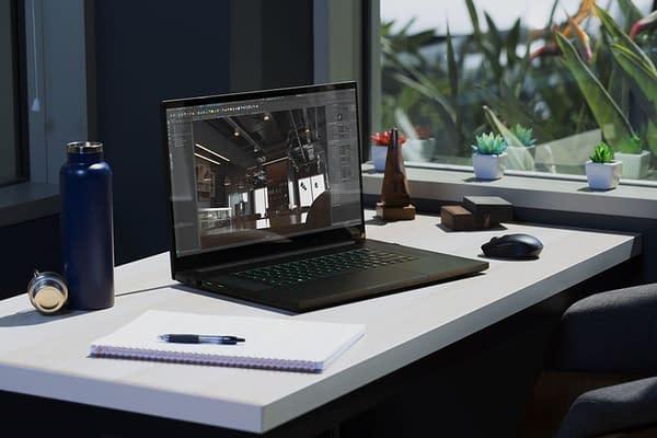 Razer Reveals Their New Blade Pro 17 Gaming Laptop