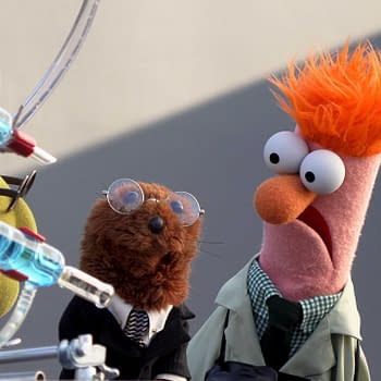 The Muppets Now on Disney+ (Image: Disney)