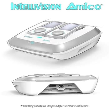 Intellivision Releases a New Trailer for the Amico Console