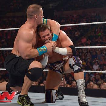 John Cena vs. Zack Ryder - United States Championship Match: Raw, May 25, 2015