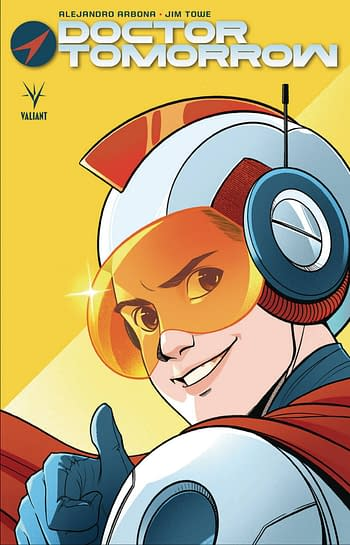 Valiant Entertainment Only Has One TPB in October 2020 Solicits.