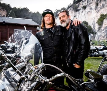 Jeffrey Dean Morgan on Ride with Norman Reedus