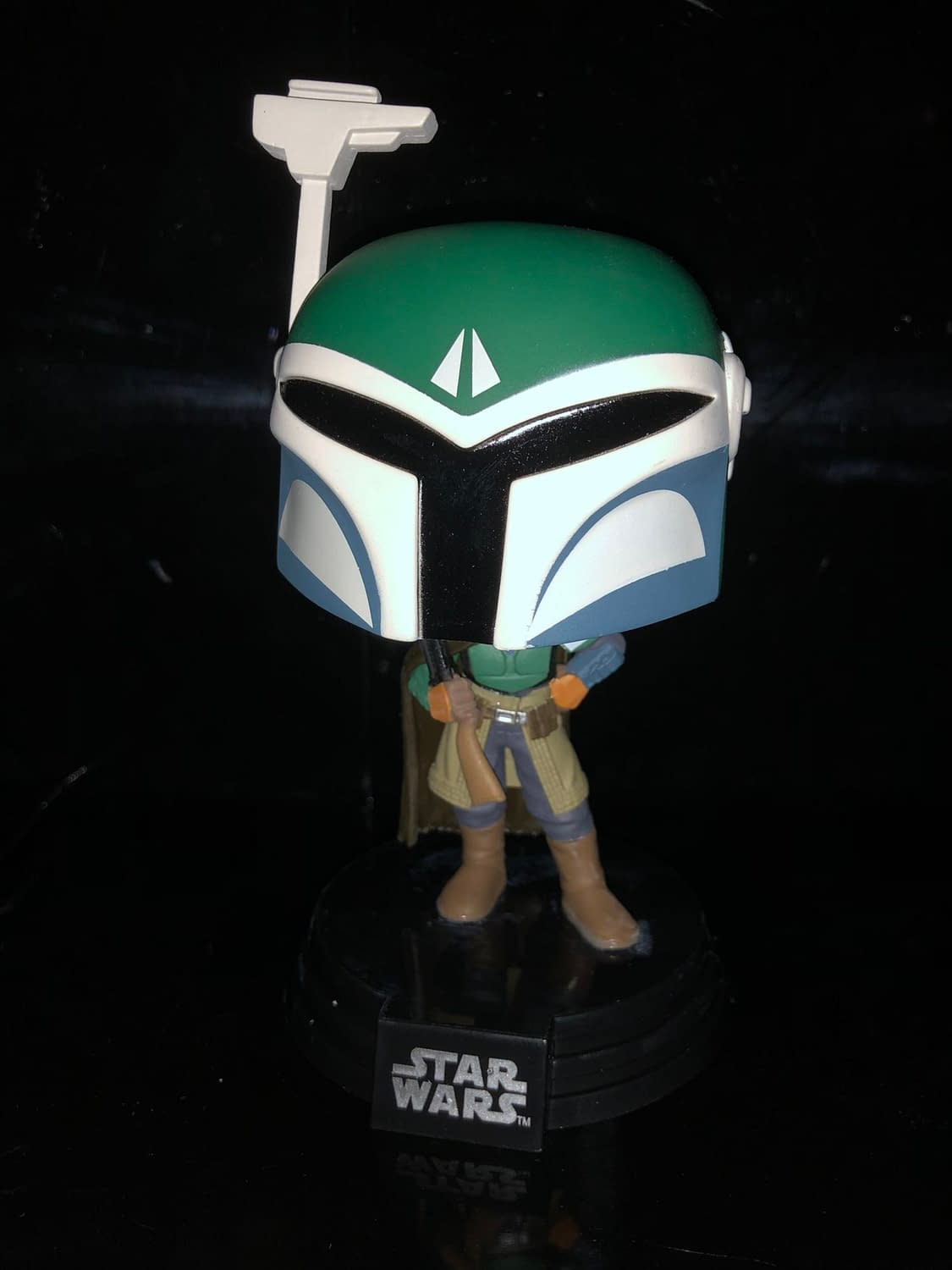 This is the Way to Our Mandalorian Funko Pop Review