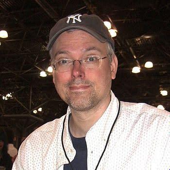 Steve McNiven in 2010