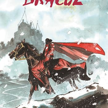 Andrea Mutti Launched Vlad Dracul #1 in Scout Comics May 2020 Solicitations