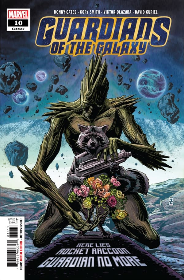 Guardians of the Galaxy #10 [Preview]