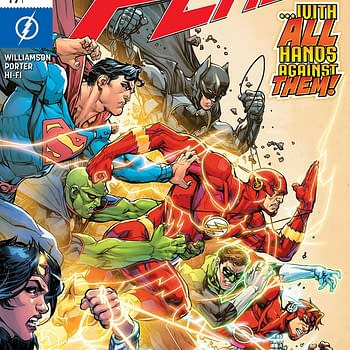The Flash #49 Review: Revealed Both Flashes Are Faster Than Superman