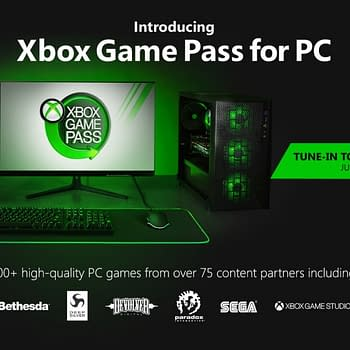 Microsoft Confirms Xbox Game Pass for PC Details to Follow