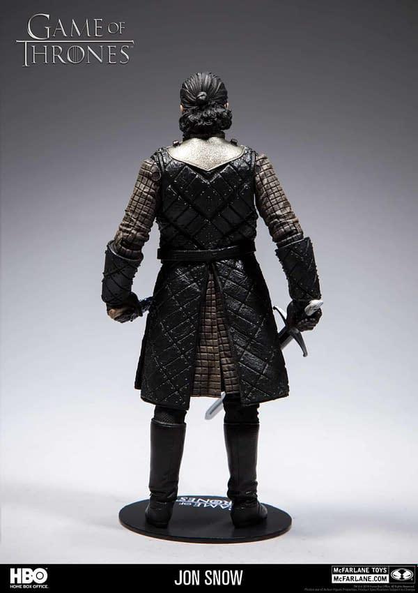 McFarlane Toys Game of Thrones Jon Snow 2
