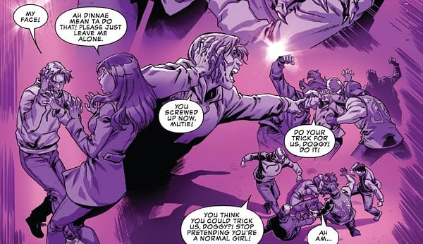 How Toxic Masculinity Killed (SPOILERS) in Uncanny X-Men