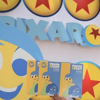 inside out pixar fest sticker 2018
