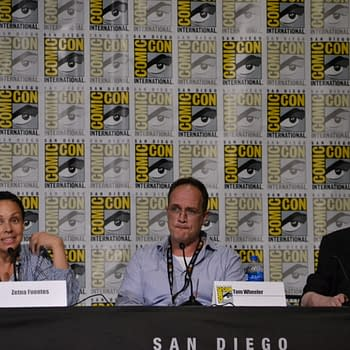 "Frank Miller and Tom Wheeler's Comic-Con Panel Is ""Cursed"""