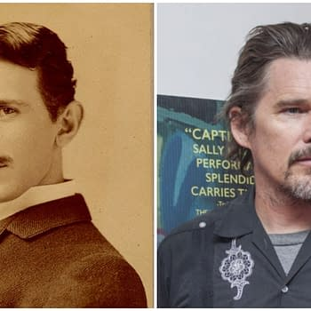 tesla movie ethan hawke