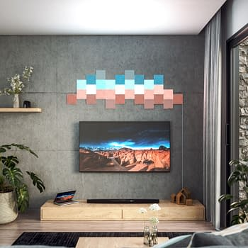 Nanoleaf Reveals The New Screen Mirror Light Panels