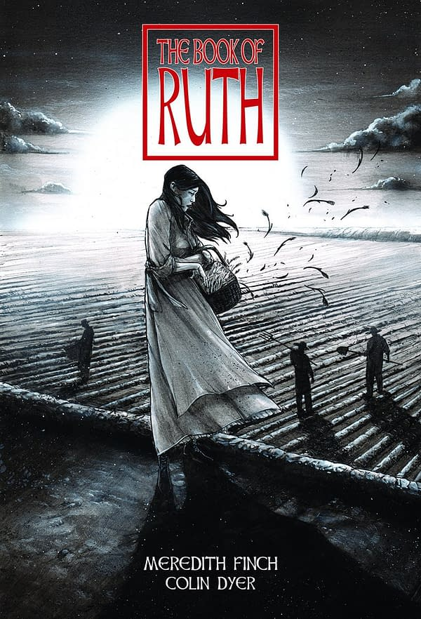 Meredith and David Finch Are Adapting The Book Of Ruth to Comics