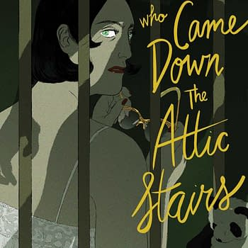 A Terrifying Take on Motherhood: The Man Who Came Down the Attic Stairs
