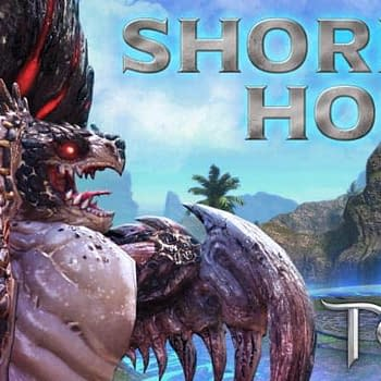 Teras PC Shore Hold Update Adds New Gear and PvP Maps