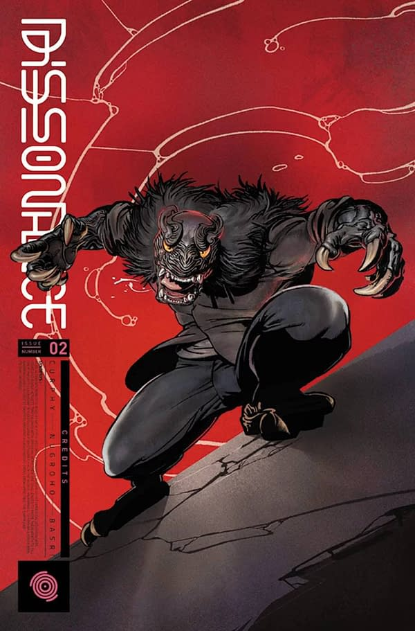 Dissonance by Top Cow
