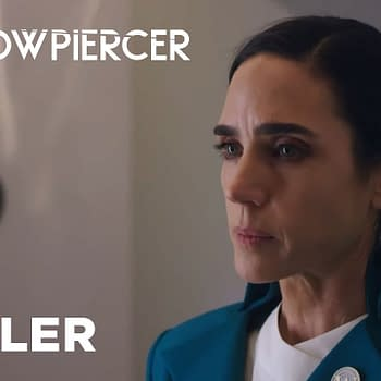Jennifer Connelly stars in Snowpiercer, courtesy of TNT.