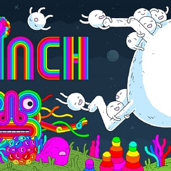 Trippy Indie Platformer Spinch Launches September For PC, Switch